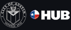 HUB and City of Austin Logo