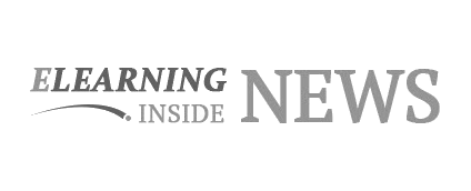 ELearning News logo
